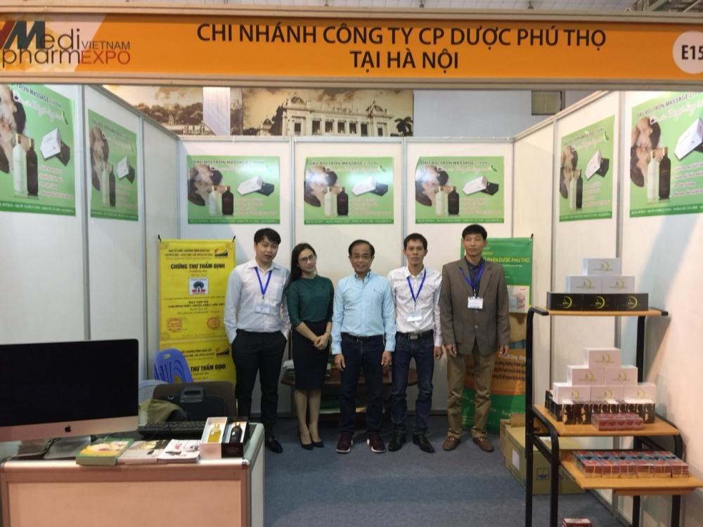 Triển lãm Quốc tế chuyên ngành Y dược thường niên lần thứ 24 tại Hà Nội – VIETNAM MEDI-PHARM EXPO 2017