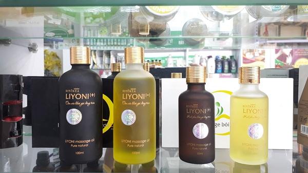 Nên sử dụng dầu bôi trơn Massage LIYONI khi nào?