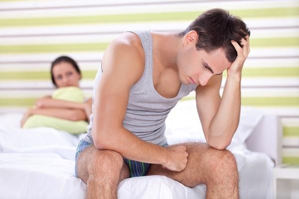 5 biểu hiện bệnh yếu sinh lý ở nam giới